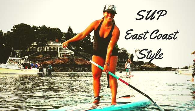 SUP Life in New England with SUP East Coast Style