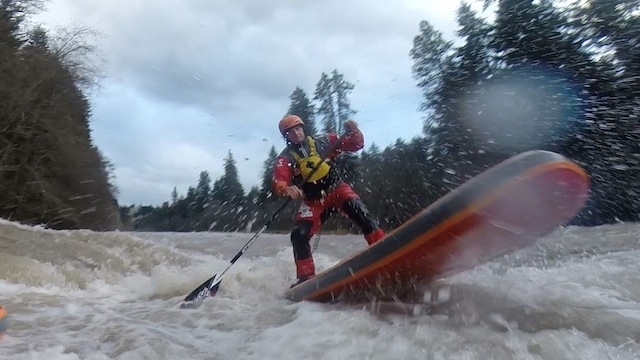 Dan Gavere in Hood River