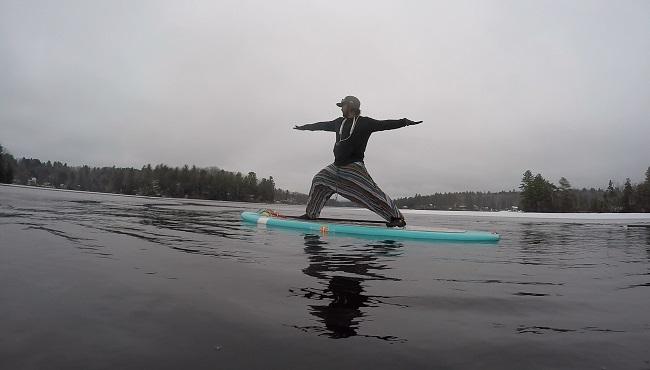SUP Yoga Jeramie Vaine