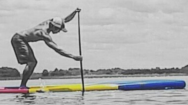 paddle stroke