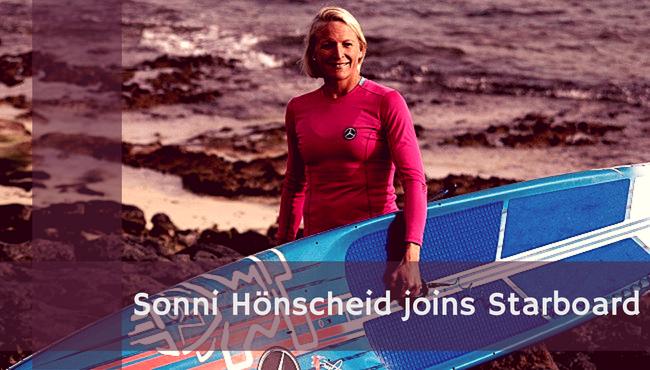Sonni Hönscheid Starboard