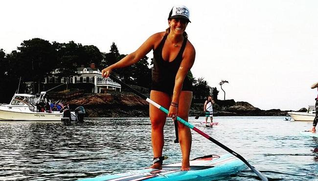 SUP East Coast Style Massachusetts