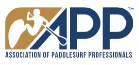 APP - Association of Paddlesurf Professionals