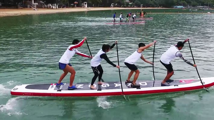 Barbados To Host Red Paddle Co's Dragon World Championships