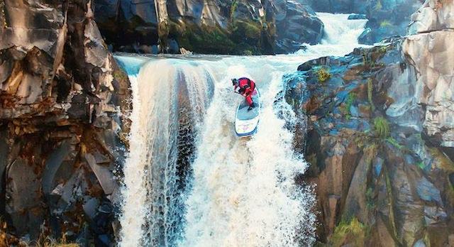 Big jump by Dan Gavere