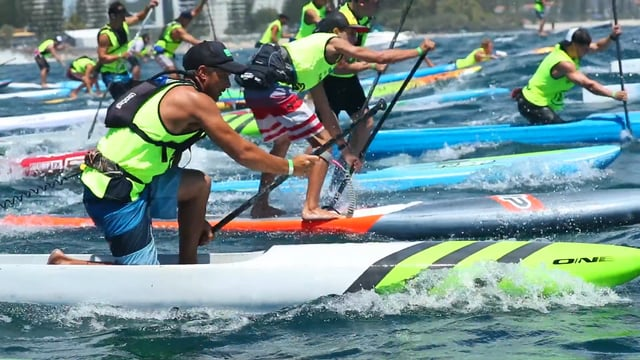 12 Towers SUP Race 2017 – The Video