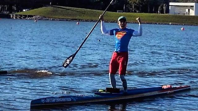 How Robert Norman Conquered The First Male's 24 Hour Guinness World Record