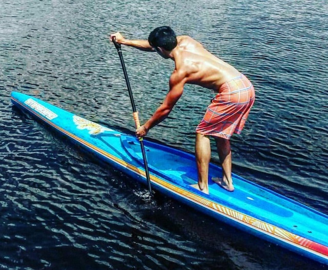 24 hour sup record