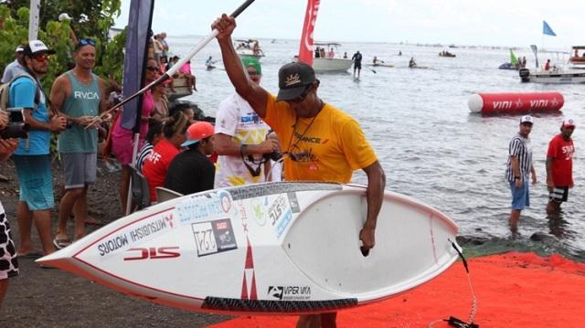 L'État du SUP Race Tahitien Présenté par Georges Cronsteadt et Teanatea Tetoe
