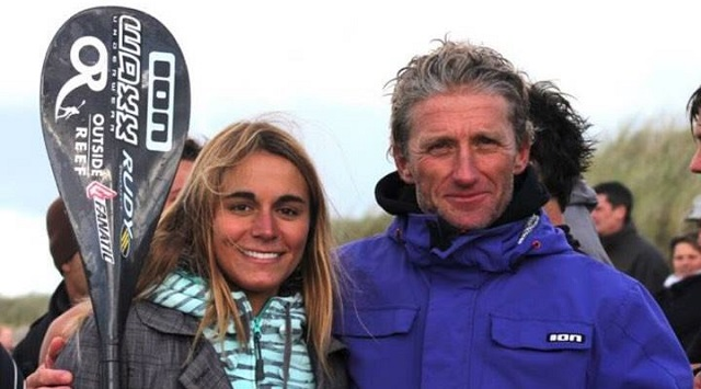 Didier Leneil and Olivia Piana