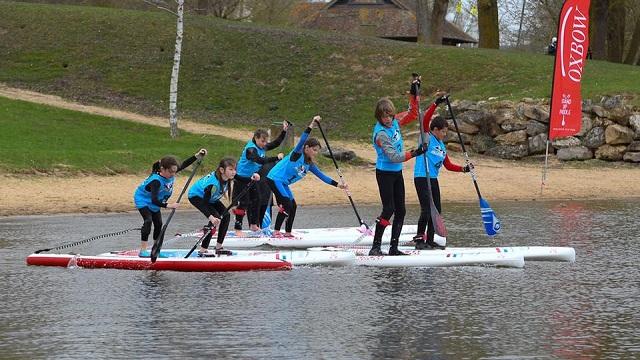 Oxbow viking beach race cup kids