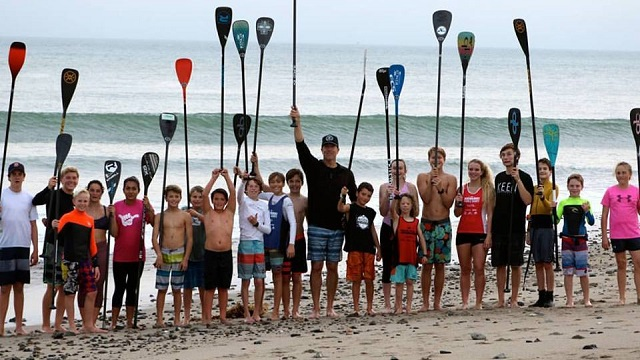 Mike Eisert, Shaping the Future of SUP Racing with The Paddle Academy