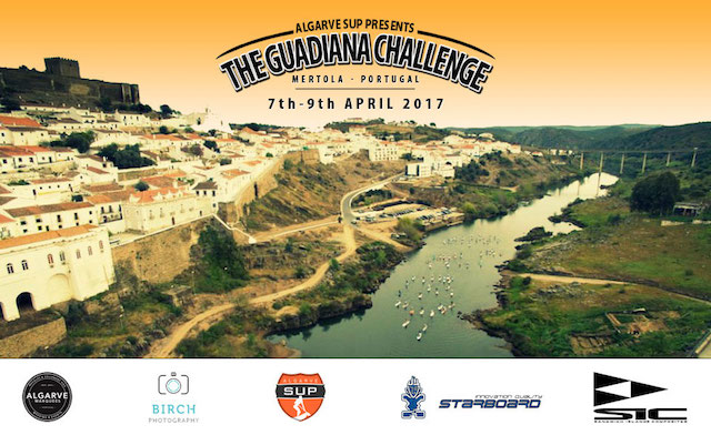 Guadiana SUP Challenge Portugal