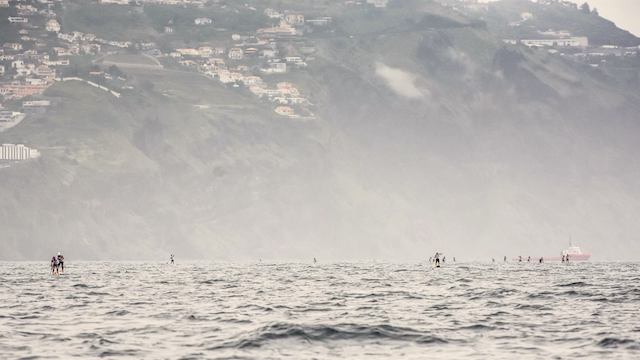 Madeira Portugal Stand Up Paddle