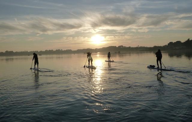 Paddle Experience, Golfe du Morbihan
