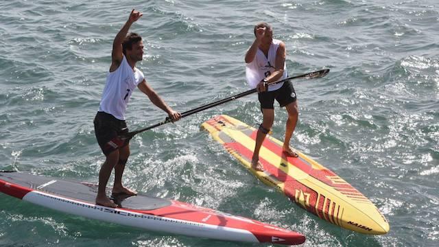 Ruben Alfonson and Ricardo Rodrigues