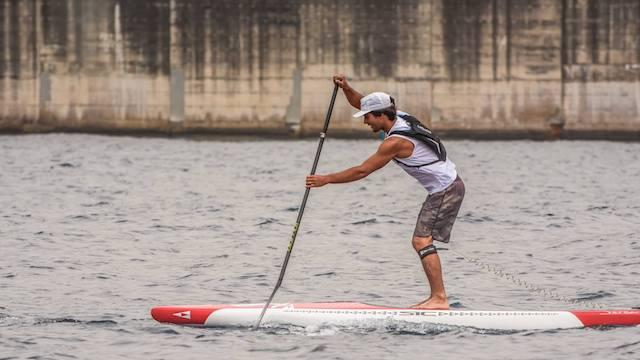 Ruben Afonso SUP Race