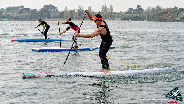 Morbihan SUP course