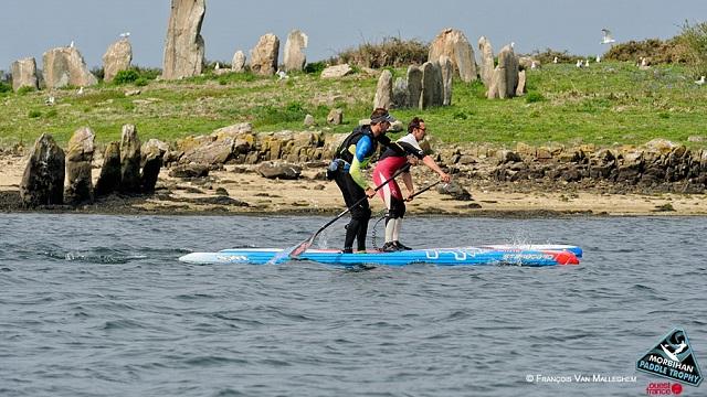 Parcours SUP Morbihan