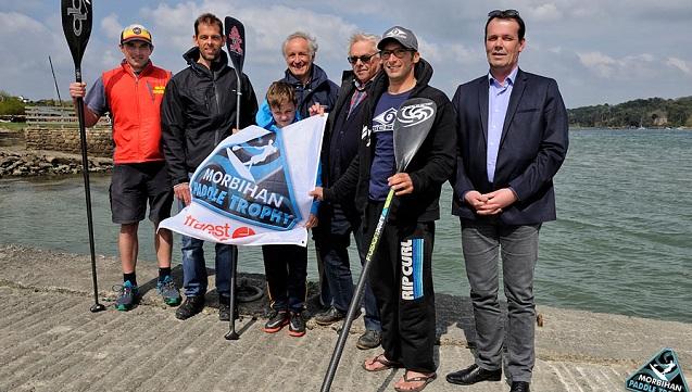 Morbihan Paddle Trophy Ouest-France: Nouveau Parcours