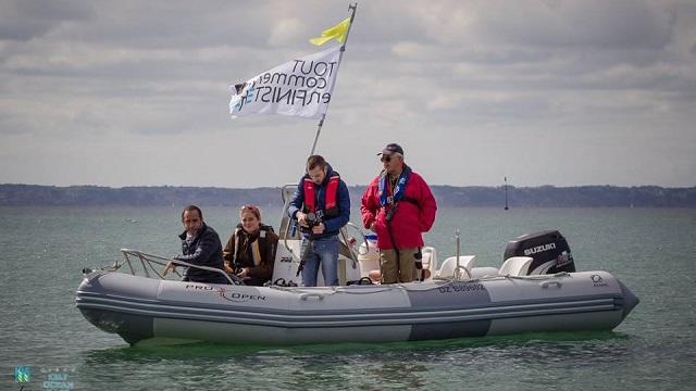 Oxbow KOR bateau course