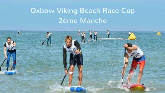 La Deuxième Manche de L'Oxbow Viking Beach Race Cup Disputée