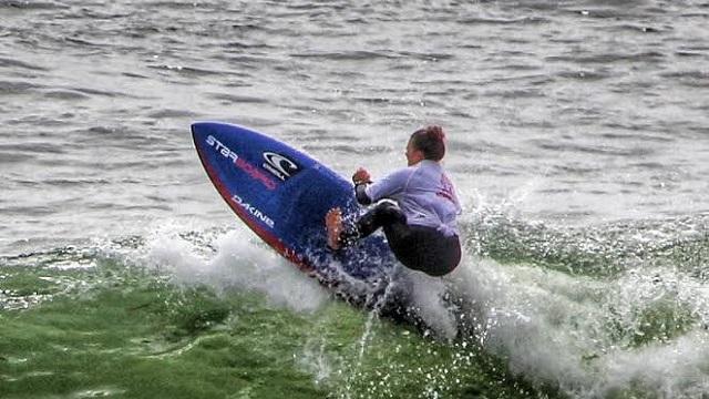 SAnta cruz paddle