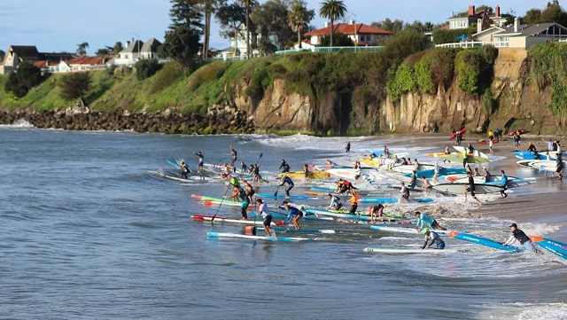 The Santa Cruz Paddlefest From the Inside
