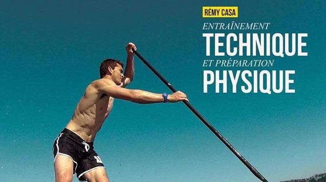 Entraînement Technique et Préparation Physique, le Livre du SUP de Rémy Casa