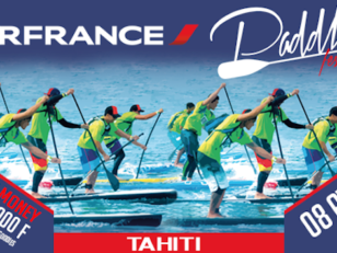 Air France Paddle Festival 2017 live