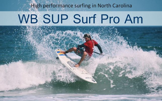 High Performance Surfing at the WB SUP Surf Pro Am