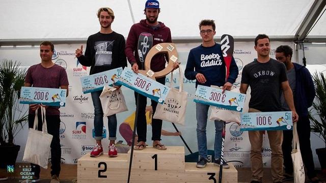 Résultats de la OXBOW Kelt Ocean Race