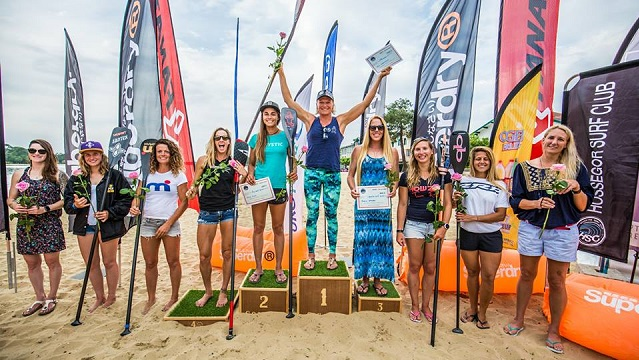 Hossegor Paddle Games Results: Connor Baxter and Sonni Hönscheid Top the Podium