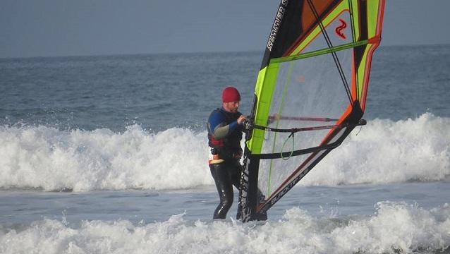 La Gwalenn: Un WindSUP Façon Loic Olivier