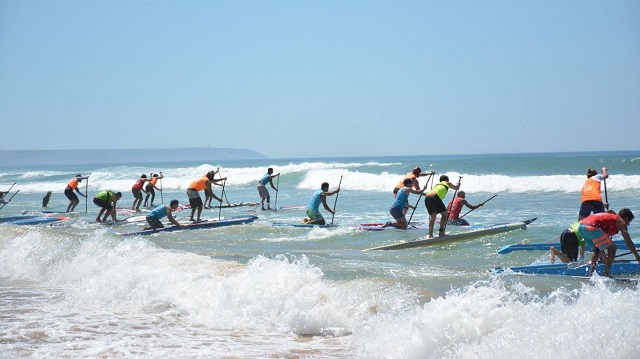 Caparica SUP Race Report