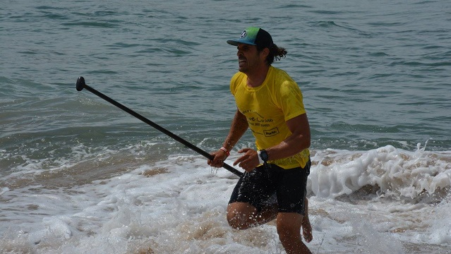 Porto & Matosinhos Wave Series SUP Race Report
