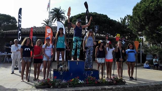 SM podium femmes