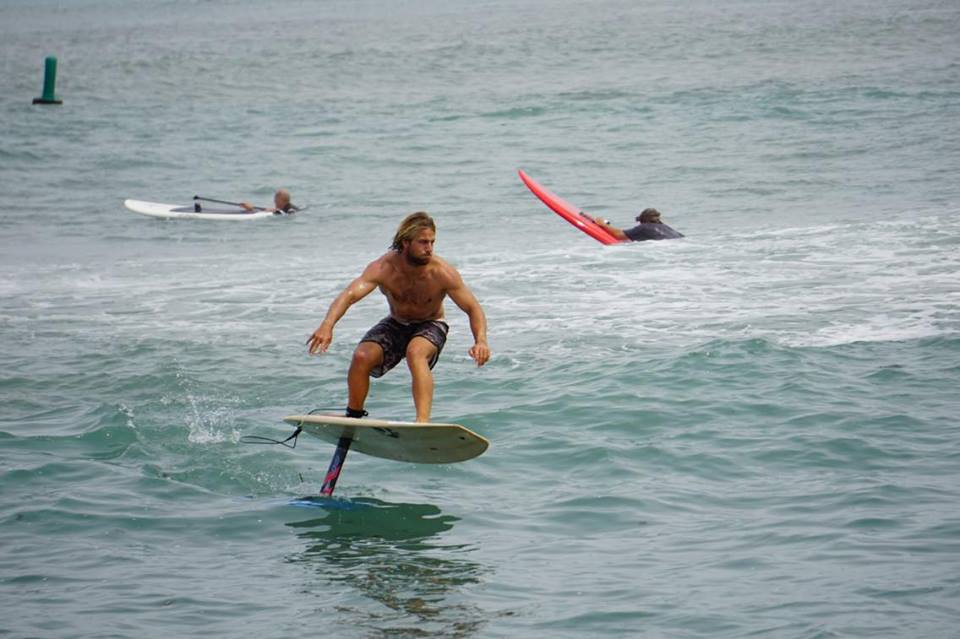 SUP Foil- A Growing Trend Among Riders