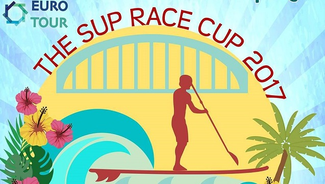 The race sup cup logo