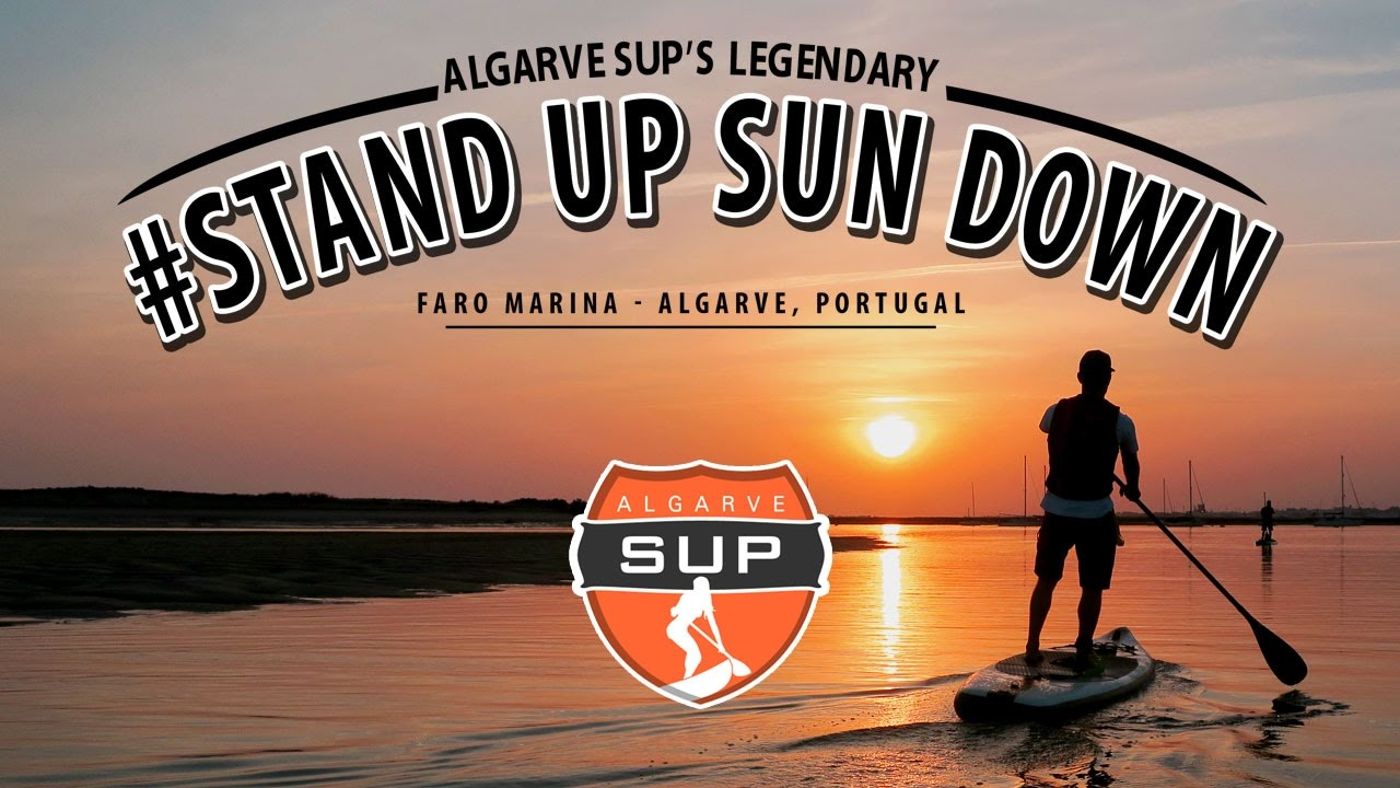 Discover Faro, Portugal By SUP