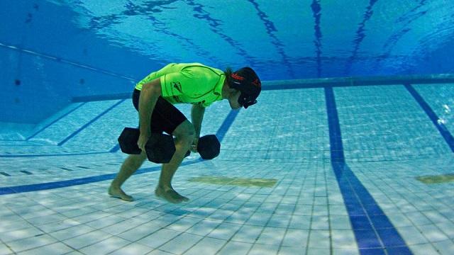 zane underwater