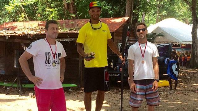 Championnat Guadeloupe Podium Homme