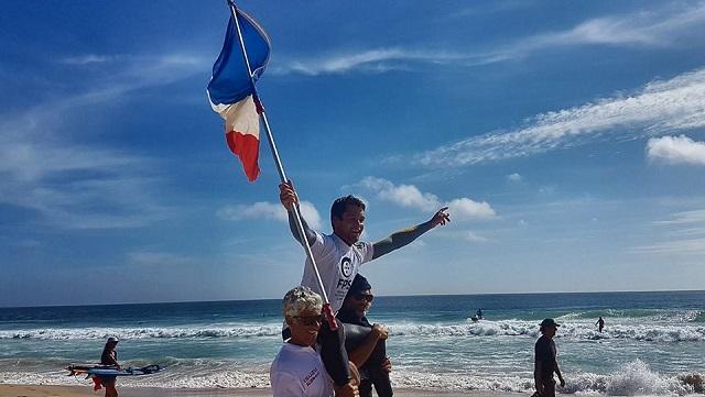EuroSUP Surf Benoit