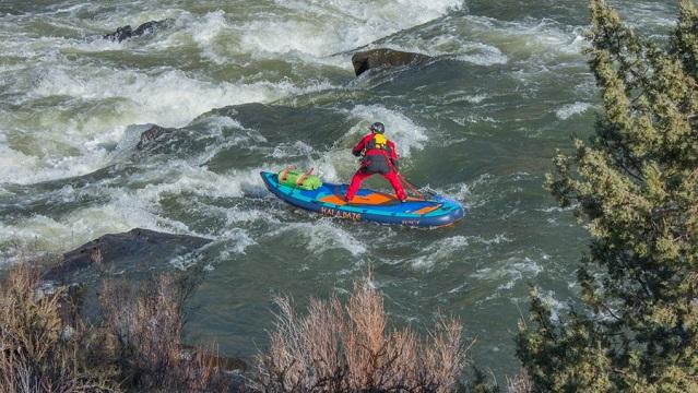 Meet Paul Clark the SUP River Adventurer