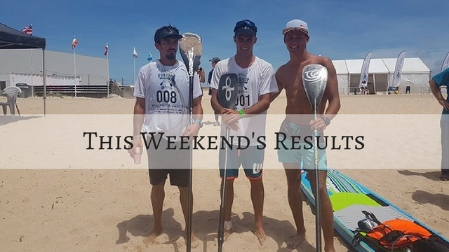 This Weekend's Results: Bilbao World SUP Challenge, Euro SUP, Tarn Water Race…