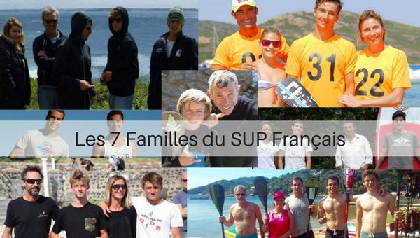 Les 7 Familles du SUP Français