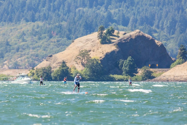 Hood River Stand Up Paddle