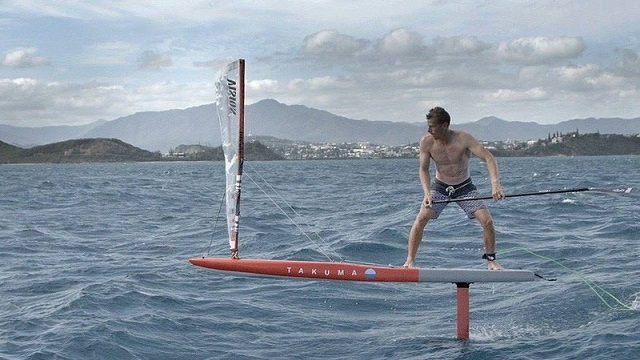 SUP Foil: Interview with Cyril Coste, Founder of Takuma Concept