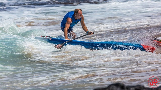 Dutch Courage: Tireless SUP Rider Bart de Zwart to Take On his 10th SUP 11-City Tour