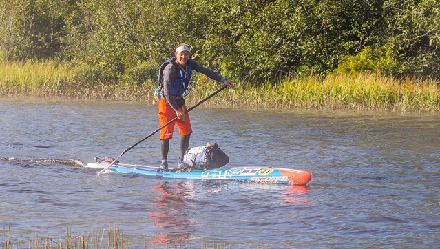 Bart de Zwart - SUP 11 City Tour